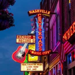 Musikreise durch die Südstaaten der USA